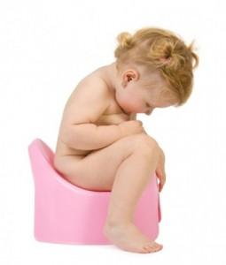 как правильно приучить ребенка к горшку ?