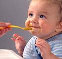 Каши для детей. Каши в питании детей первого года жизни