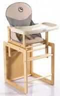 Лучший стульчик для кормления вашему малышу.