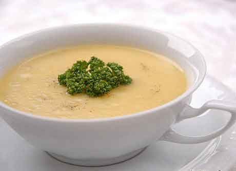 Рецепт куриного супа для ребенка