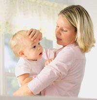 как лечить простуду у грудничка