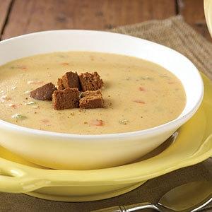 Суп-пюре из мяса