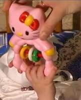 игрушки для 4-месячного ребёнка
