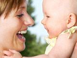 Развивающие занятия с малышом от 1 до 3 месяцев