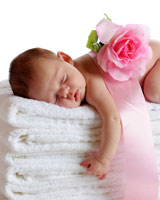 первые анализы новорожденного