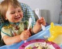 Питание ребенка от 6 месяцев до года жизни