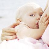 Отнятие малыша от груди