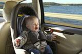 Правила путешествия в автомобиле с грудничком
