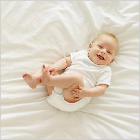 Занятия с ребенком 1-3 месяца