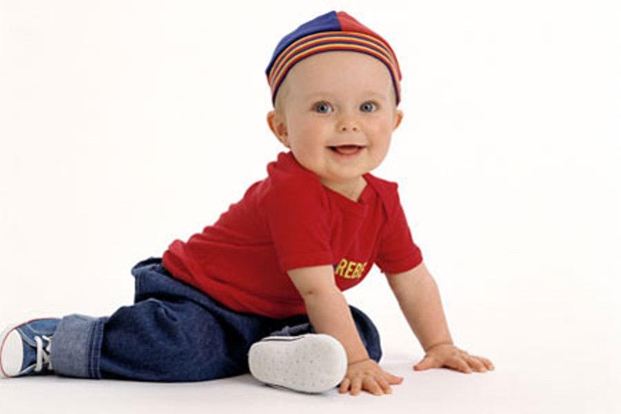 Развитие речи у детей 6-8 месяцев