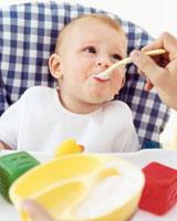 Питание ребенка 6 месяцев