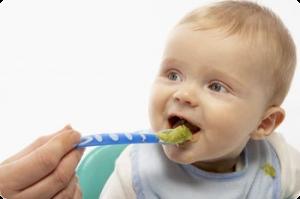 Питание малыша в 8 месяцев