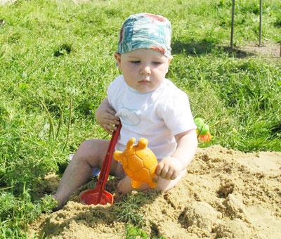 Режим ребенка 10-12 месяцев