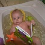 Режим ребенка 8-9 месяцев