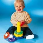 Пирамидка для малыша