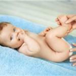 гигиена малыша первого года жизни