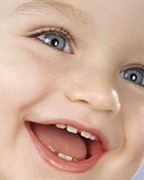 как происходит прорезывание зубов ?