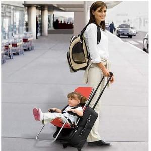 что взять в путешествие с детьми
