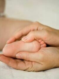 Приемы массажа для грудничков при гипертонусе
