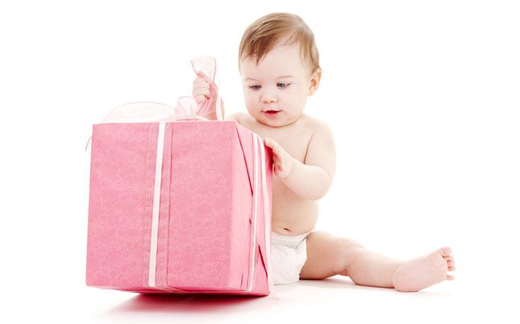 Какой подарок подарить ребенку?