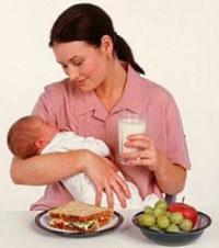 Продукты, которые нельзя употреблять при грудном вскармливании