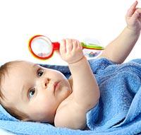 Звучащие игрушки для малышей