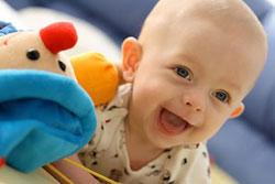 Рост малыша в первый год