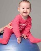 Спортивные упражнения в жизни ребёнка до года