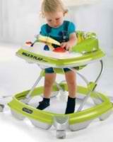 Детские ходунки: противопоказания к использованию