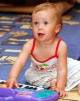 Музыкальное развитие ребёнка до года как элемент воспитания