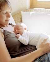 Умения ребёнка в 1 месяц