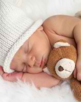 Условия для сна новорождённого ребёнка