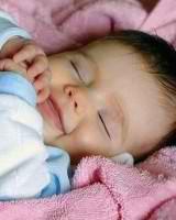 Фазы сна новорождённого ребёнка