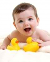 Помощь в освоении умений ребёнку 4 месяцев