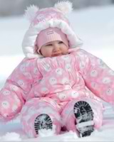 Выбор одежды для маленьких детей