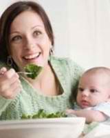 Специальные продукты для кормящей матери