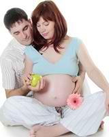 Партнёрские роды с мужем