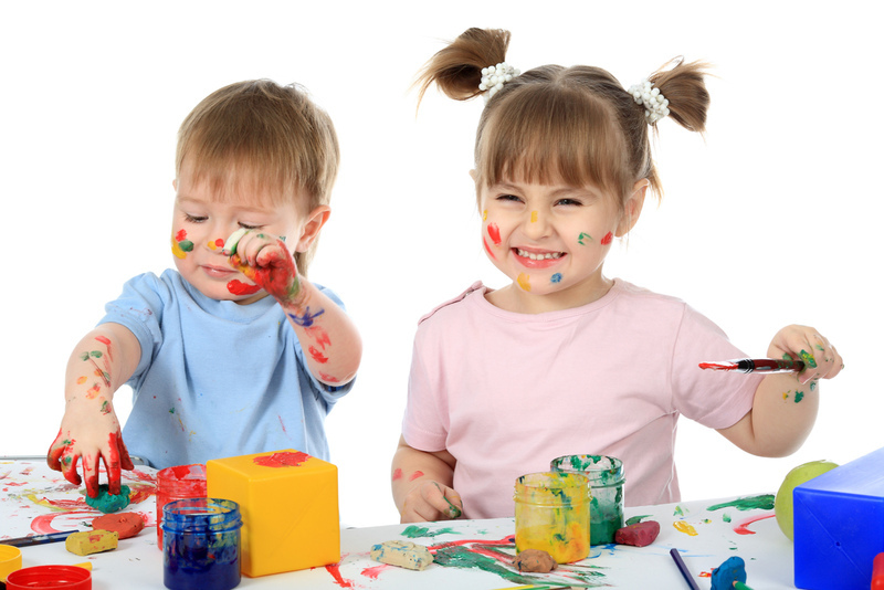 развивающие занятия для детей от рождения до 4 лет