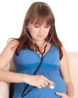 Как не раскормить малыша в материнской утробе