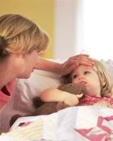 Зачем нужен постельный режим для ребёнка