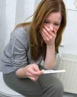 Причины незапланированной беременности