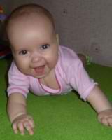 Razvivaiushchie zaniatiia dlia detei` 4 mesiatcev primery` i podskazki