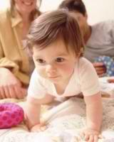 Rezul`taty` razvivaiushchikh zaniatii` dlia detei` 6 mesiatcev