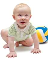 Osobennosti razvivaiushchikh zaniatii` dlia detei` 10 mesiatcev