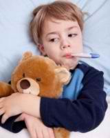 Angina u detei` simptomy`
