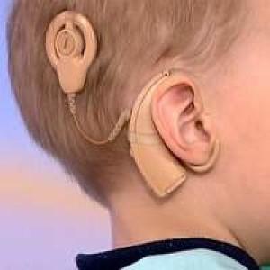Глухой ребёнок