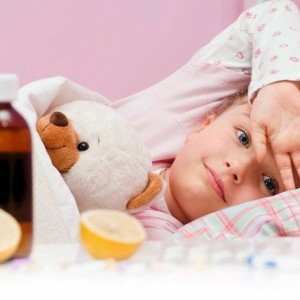 Повторное повышение температуры на фоне кашля у ребенка