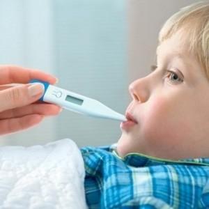 Повышение температуры вечером у ребенка после ОРВИ
