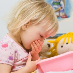 Понос, температура и рвота у ребенка