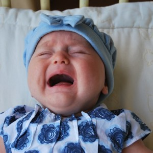 Причины беспокойства у месячного ребенка
